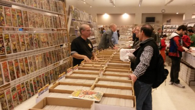 Shoff Promotions Comic Book and Sports Card Show